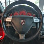 Volant d'une Porsche 911 Carrera 2006 - EXO Automobiles