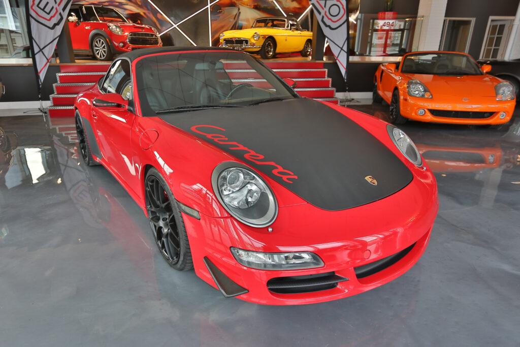 Porsche 911 Carrera 2006 - EXO Automobiles
