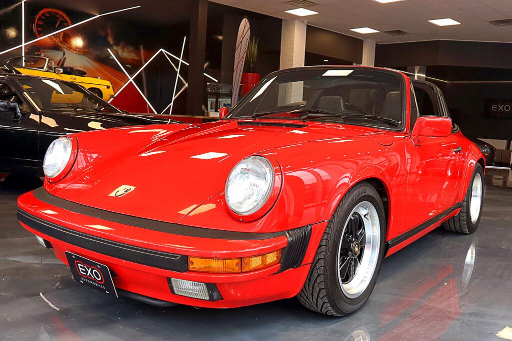 PorscheCarrera_Vue profil 1_EXO Automobiles