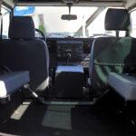 Range Rover Defender 2004_Intérieur arrière 2
